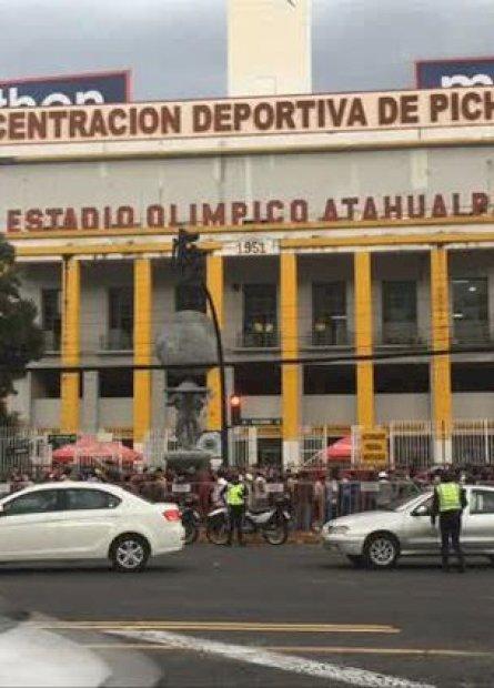 Liga de Futebol autoriza treinos no Equador a partir de 8 de junho