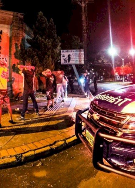 """Combate ao trafico """"domestico"""" é intensificado pela Policia Militar em Dourados e gera prejuízo milionário à narcotraficantes"""