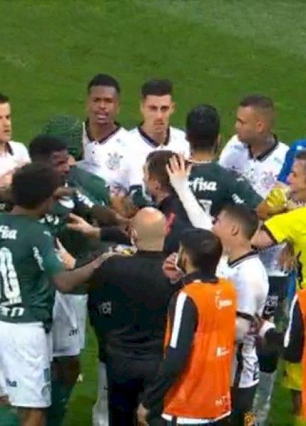 Corinthians e Palmeiras ficam no zero e final do Paulistão segue aberta