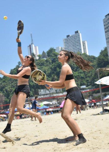 Federação de Beach Tennis não consegue liberação e suspende etapa do Circuito