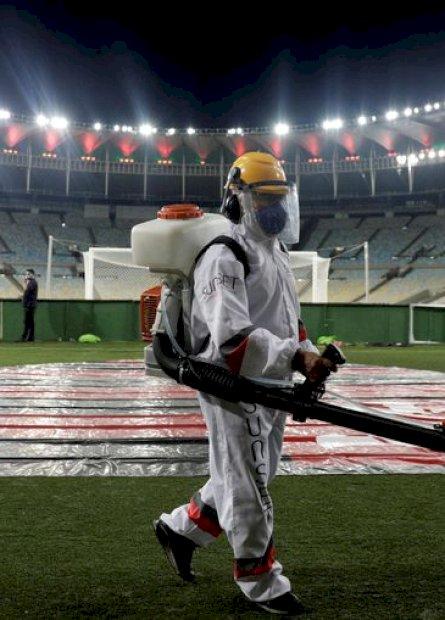Prefeitura do Rio anuncia futebol com torcida a partir de 4 de outubro