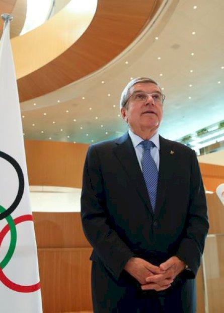 Presidente do COI expressa otimismo sobre realização de Jogos em 2021