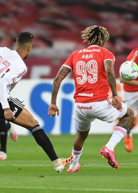 Internacional e São Paulo ficam no 1 a 1 em Porto Alegre