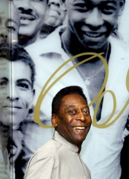 """Pelé representou """"o talento absoluto do futebol brasileiro'"""