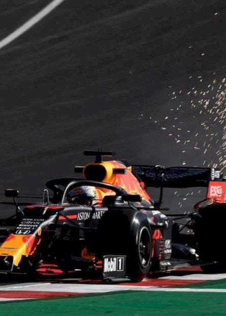 Fórmula 1: Verstappen e Stroll batem em treino para GP de Portugal