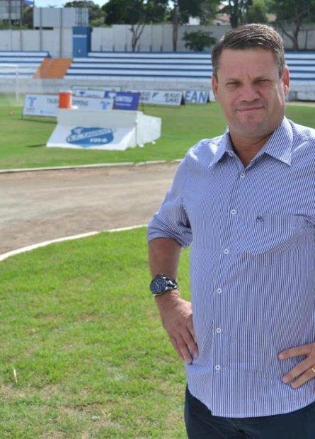 Costa Rica contrata Ito Roque que tem bons trabalhos em todo interior do Estado de São Paulo