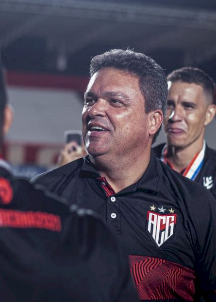 Vasco anuncia Marcelo Cabo como seu novo técnico
