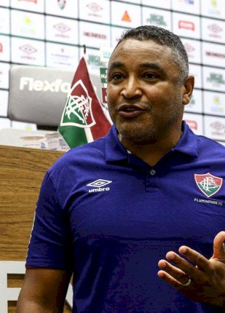 Fluminense apresenta Roger Machado como técnico